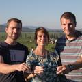 Domaine de l'Envol - Raphaël Marchal, Catherine Hirsinger et Daniel Hirsinger