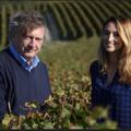Champagne Lucien Collard - Lucien Collard et Auriane