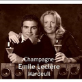 Champagne Emile Leclere - MARIE BARBIER